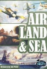 Arcane Wonders Air, Land And Sea (EN)