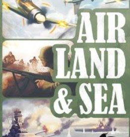 Arcane Wonders Air, Land and Sea: Revised Edition (EN)