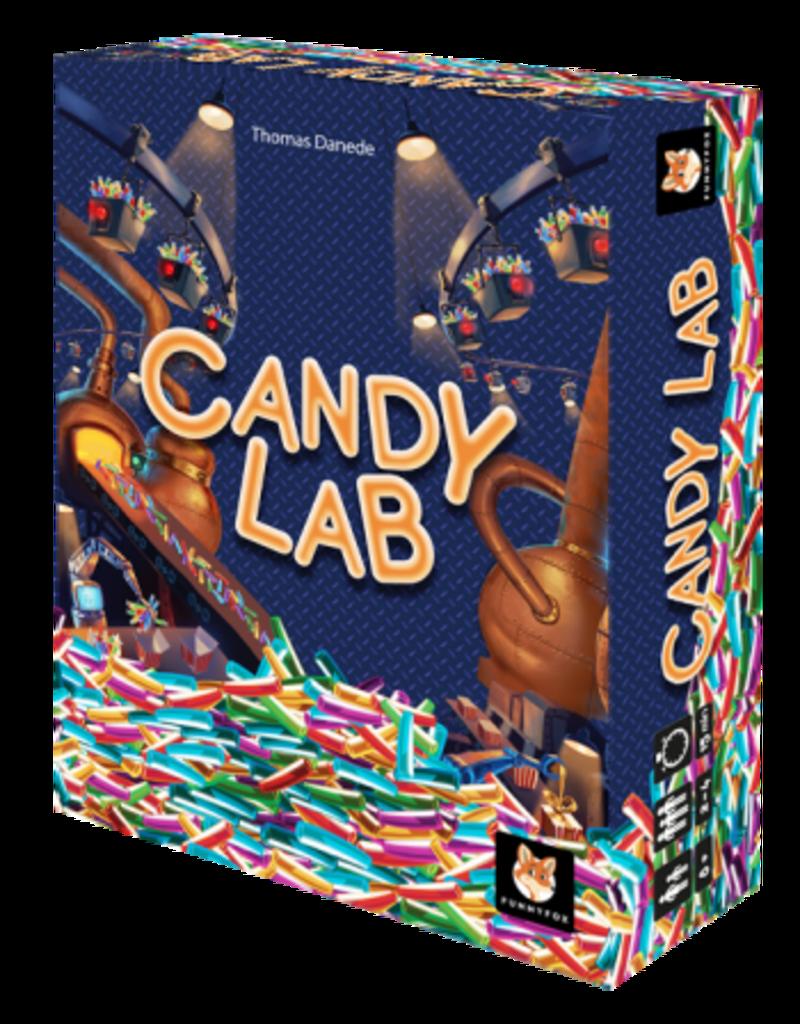 Funny Fox Candy Lab (FR)