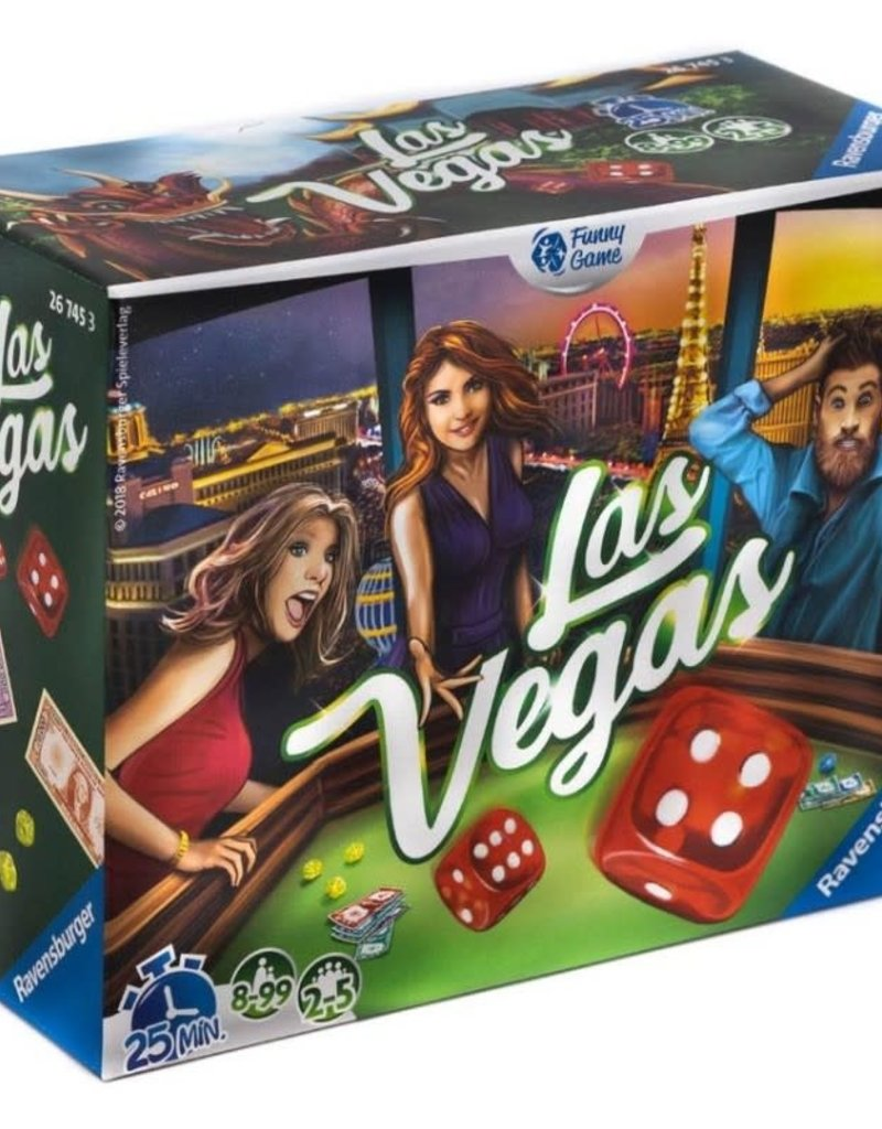 Ravensburger Las Vegas: Classic (FR)