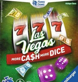 Ravensburger Las Vegas: More Cash More Dice (FR)