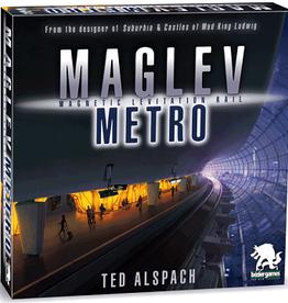 Bezier Games Précommande: Maglev Metro (EN) Février 2021