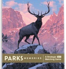 Keymaster Games Parks: Memories Mountaineer (EN)