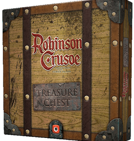 Portal Games Précommande: Robinson Crusoe: Treasure Chest (EN) Nov. 2020