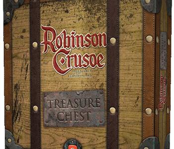 Robinson Crusoe: Treasure Chest (EN)