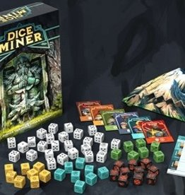 Atlas Games Dice Miner (EN)