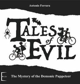 Ares Games Précommande: Tales Of Evil (EN) Oct. 2020