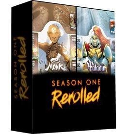 Roxley Précommande: Dice Throne: Season One Rerolled Box 2 Monk vs Paladin (EN) Fév. 2021