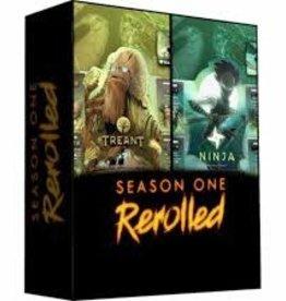 Roxley Précommande: Dice Throne Season One Rerolled Box 4 Treant VS Ninja (EN) Fév. 2021