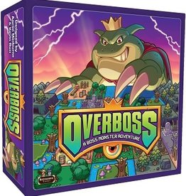 Brotherwise Games Overboss: A Boss Monster Adventure (EN)