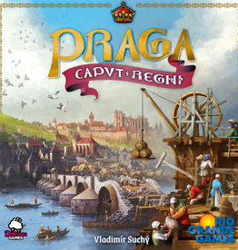Rio Grande Games Praga Caput Regni (EN)