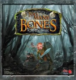 Chip Theory Games Précommande: Too Many Bones (EN)