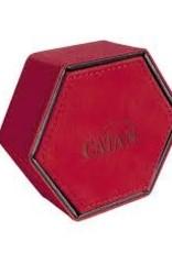 Gamegenic Catan: Hexatower Rouge (ML)