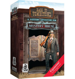 Cranio Créations Mystery House: Ext. Back To Tombstone (EN)