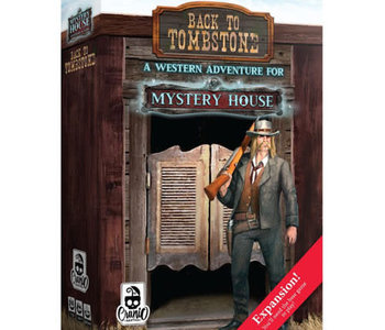 Mystery House: Ext. Back To Tombstone (EN)