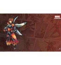 Fantasy Flight Games Précommande: Marvel Champions LCG: Wasp: Playmat (EN) Nov. 2020