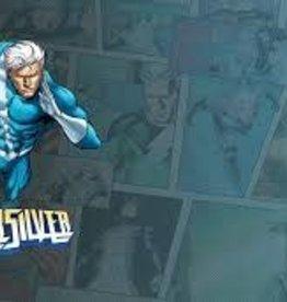 Fantasy Flight Games Précommande: Marvel Champions LCG: Quicksilver: Playmat (EN) Q2 2021