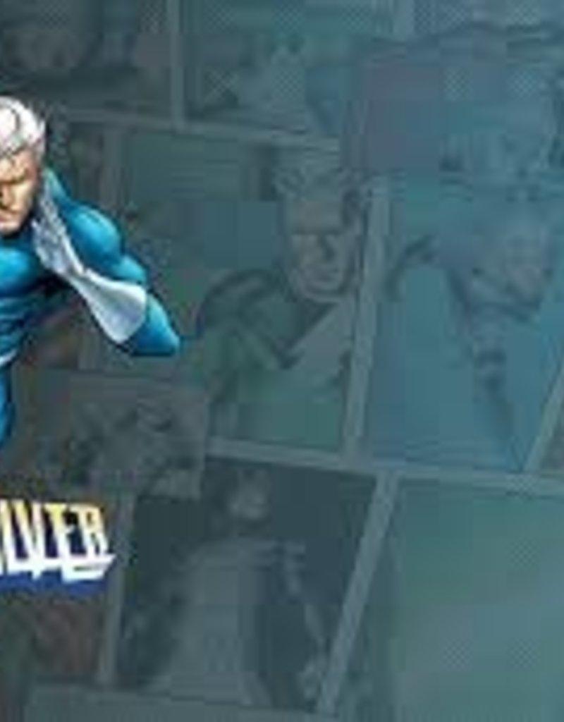 Fantasy Flight Games Précommande: Marvel Champions LCG: Quicksilver: Playmat (EN) Q1 2021