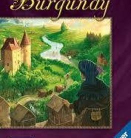 Ravensburger The Castles of Burgundy: The Card Game (ML)