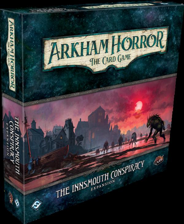 Arkham Horror LCG: Ext. The Innsmouth Conspiracy Deluxe (EN)