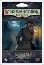 Fantasy Flight Games Barkham Horror: The Meddling Of Meowlathotep (EN)