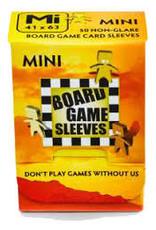 Arcane Tinmen BGS-10425 « Mini» 41mm X 63mm Non-Glare / 50 Board Game Sleeves