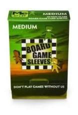 Arcane Tinmen BGS-10423  « Medium» 57mm X 89mm Non-Glare / 50 Board Game Sleeves