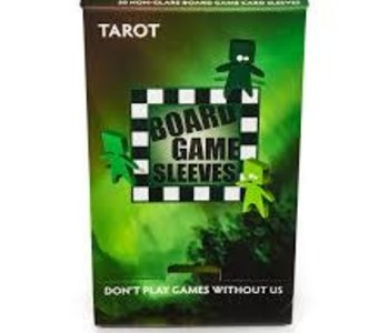 BGS-10430 «Tarot» 70mm X 120mm Non-Glare / 50 Board Game Sleeves