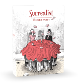 Resonym Précommande:  Surrealist Dinner Party (EN) Q1 2021