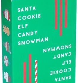 Dolphin Hat Games Santa Cookie Elf Candy Snowman (EN)