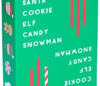 Santa Cookie Elf Candy Snowman (EN)