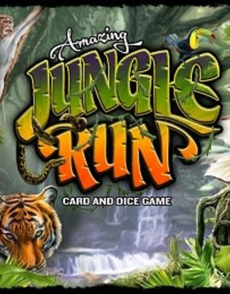 Buddypal Games Amazing Jungle Run (EN)