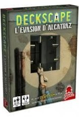 Super Meeple Deckscape 7: L'Evasion D'alcatraz (FR)