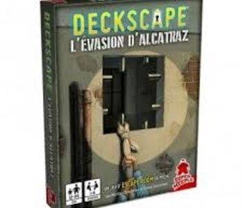 Deckscape 7: L'Evasion D'alcatraz (FR)