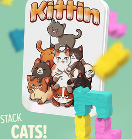 Alley Cat Games Précommande: Kittin (EN) 15 Dec 2020