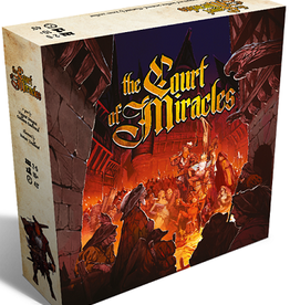 Lucky Duck Games Précommande: The Court Of Miracles (EN) Octobre 2020