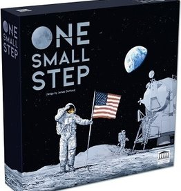 Academy Games Précommande: One Small Step (EN) Novembre 2020