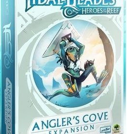 Skybound Précommande: Tidal Blades: Heroes Of The Reef: Ext.  Angler's Cove (EN)  Janvier 2021