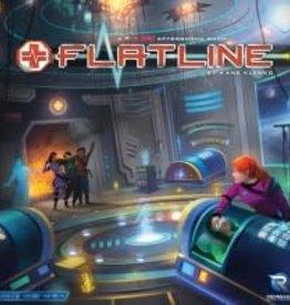 Renegade Game Studios Flatline: A Fuse Aftershock Game (EN) (Commande spéciale)
