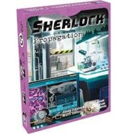 Geek Attitude Games Q System Serie Sherlock: Propagation (FR) (Commande spéciale)