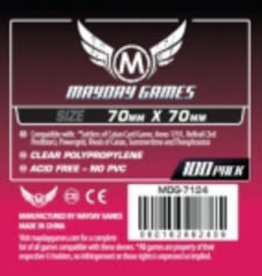 Mayday Games MDG-7124 70mm X 70mm  / 100 (Commande spéciale)