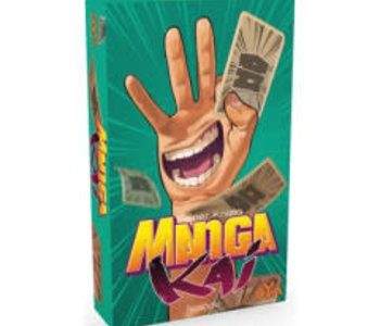 Manga Kai (FR) (Commande spéciale)