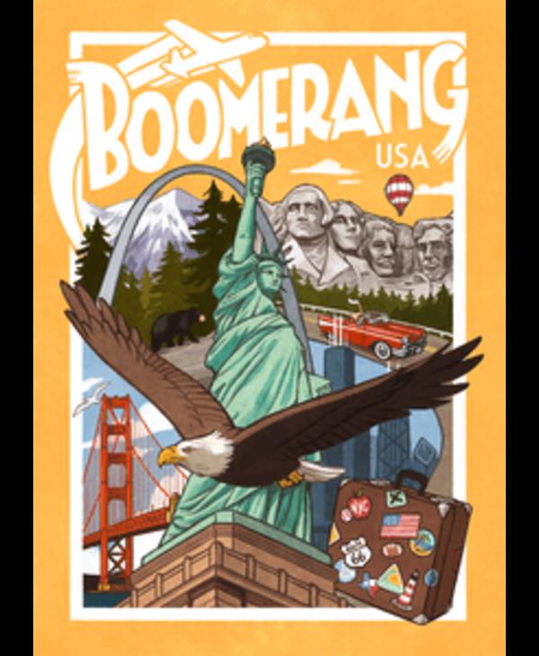 Boomerang: USA (ML)