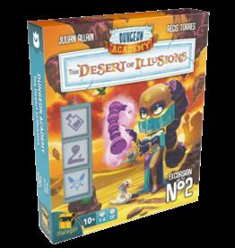 Matagot Précommande: Dungeon Academy: Ext. 2 (ML)  Q1 2021