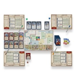 Super Meeple Rome & Roll: Ext. Personnages (FR)