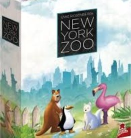 Super Meeple Précommande: New-York Zoo (FR) Q4 Oct.-déc. 2020