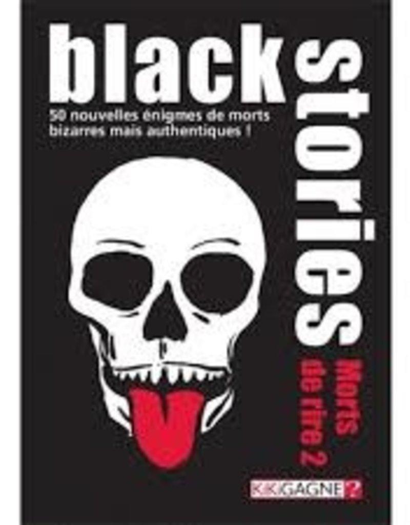 Kikigagne Black Stories: Morts De Rire 2 (FR)