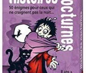 Black Stories: Junior: Histoires Nocturnes (FR)