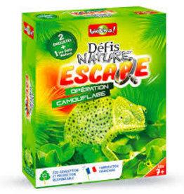 Bioviva Défi Nature Escape: Opérations Camouflage (FR) (Commande Spéciale)