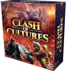 Wizkids Précommande: Clash Of Cultures Monumental Edition (EN)